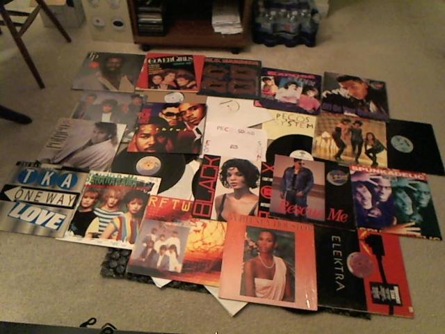 Hud-2 vinyl photos 3539