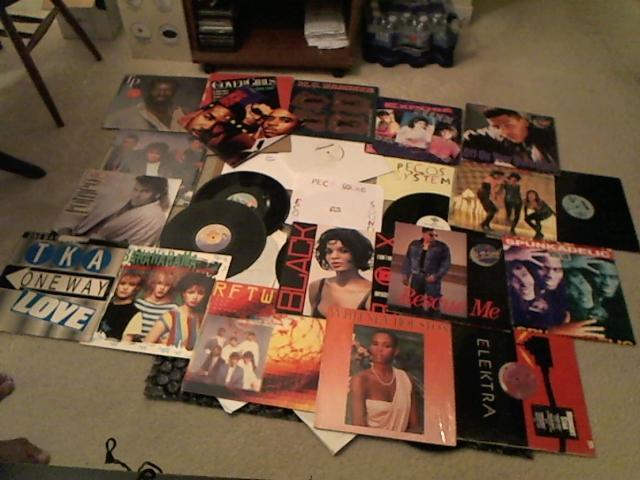 Hud-2 vinyl photos 3540